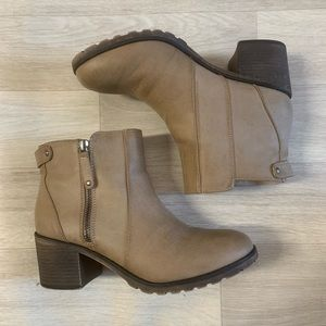 Rampage ankle boots
